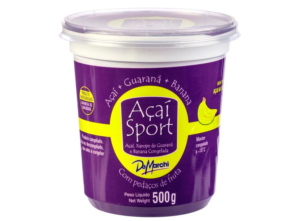 Imagem de Açaí Sport com Banana Congelado Pote 500g