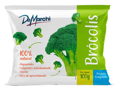 Imagem de Congelado Brócolis PCT 300g
