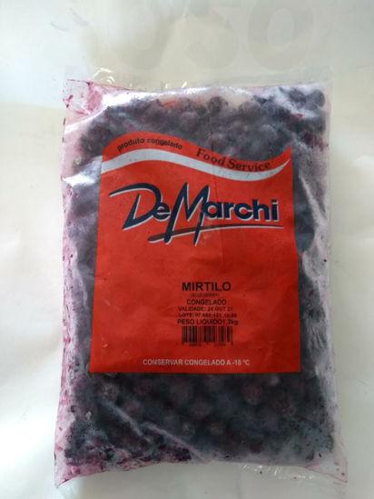 Imagem de Blueberries (Mirtilo) Congelada IQF Pct 1,2 kg