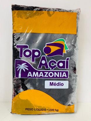 Imagem de Polpa de Açaí Medio Top Açaí PCT 1,02kg