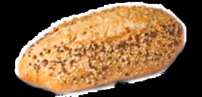 Imagem de Pão 5 Cereais pré assado 220g PCT 01 unid