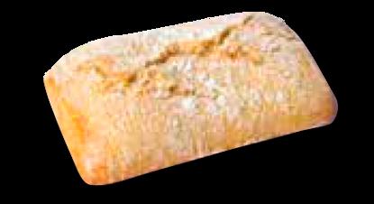 Imagem de Ciabatta pré assada 200g PCT 02 unid 100g