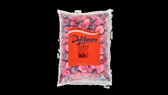 Imagem de Frutas Vermelhas Congeladas IQF PCT 1,2kg