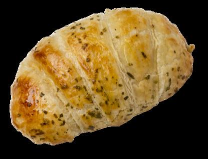 Imagem de Croissant de Queijo e Apresuntado Congelado AL FORNO DM PCT 1,2kg