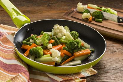 Imagem de Legumes para Saltear não cozido Congelado IQF PCT 1,2Kg