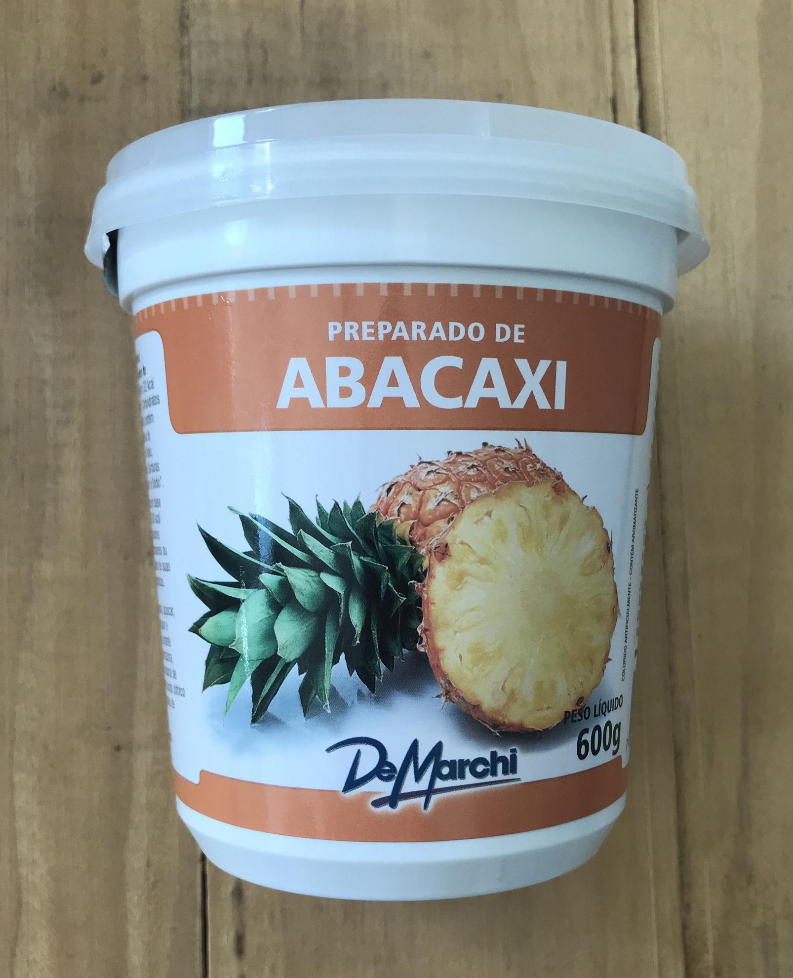 Imagem de Preparado de Abacaxi - 600g