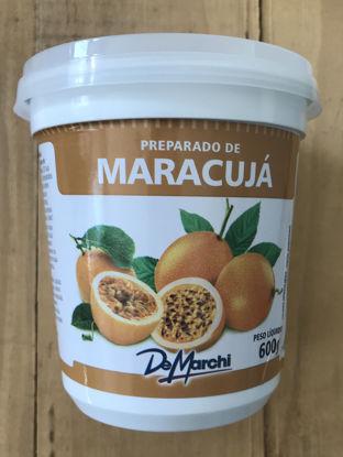 Imagem de Preparado de Maracujá com semente - 600g