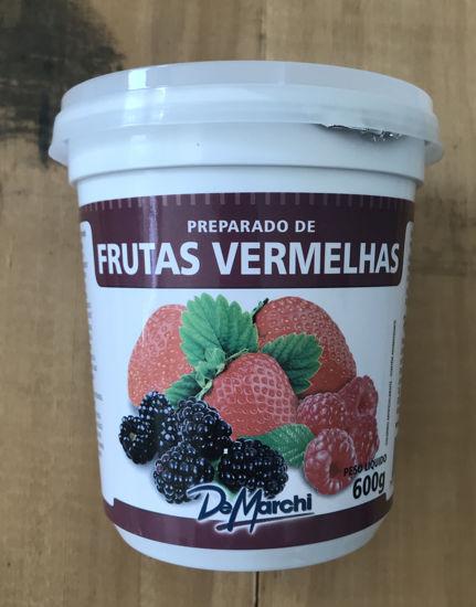 Imagem de Preparado de Frutas Vermelhas - 600g