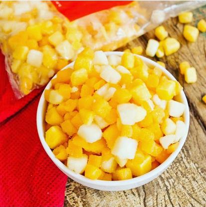 Imagem de Frutas Amarelas Congelada PCT 1,2 KG
