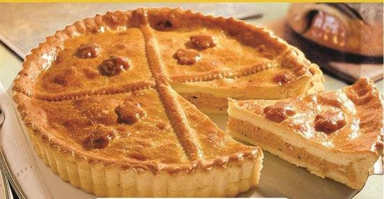 Imagem de Torta de Frango com Requeijão 500 gr