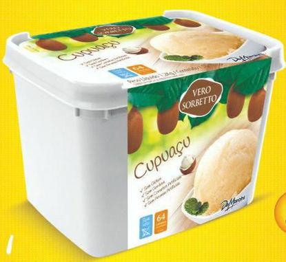 Imagem de Vero Sorbetto de Cupuaçu Pote 1,2 kg