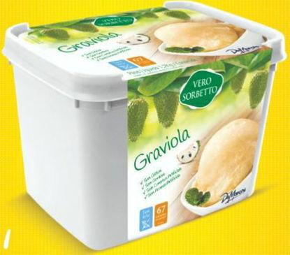 Imagem de Vero Sorbetto de Graviola Pote 1,2 kg