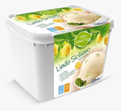 Imagem de Vero Sorbetto de Limão Pote 1,2 kg