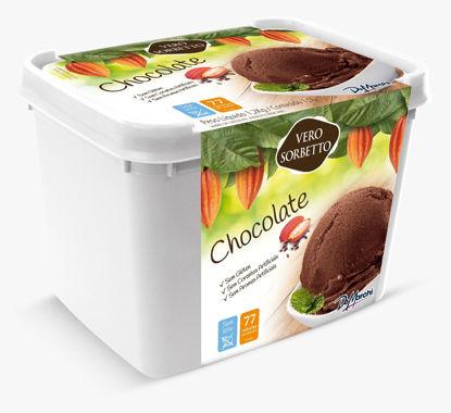 Imagem de Vero Sorbetto de Chocolate Pote 1,2 kg